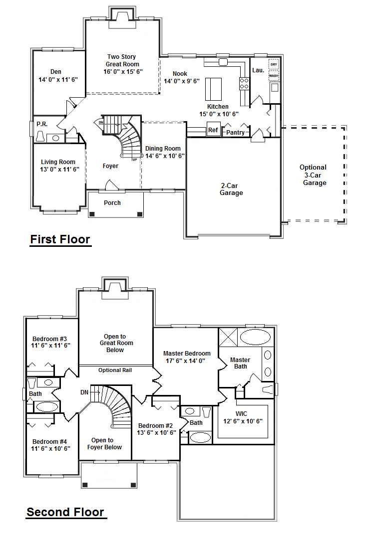 Elite Floor Plan
