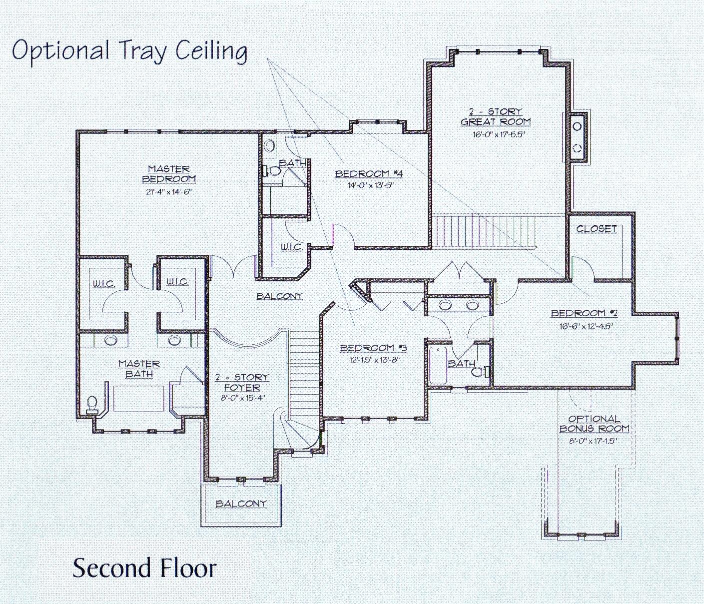 Alder Second Floor