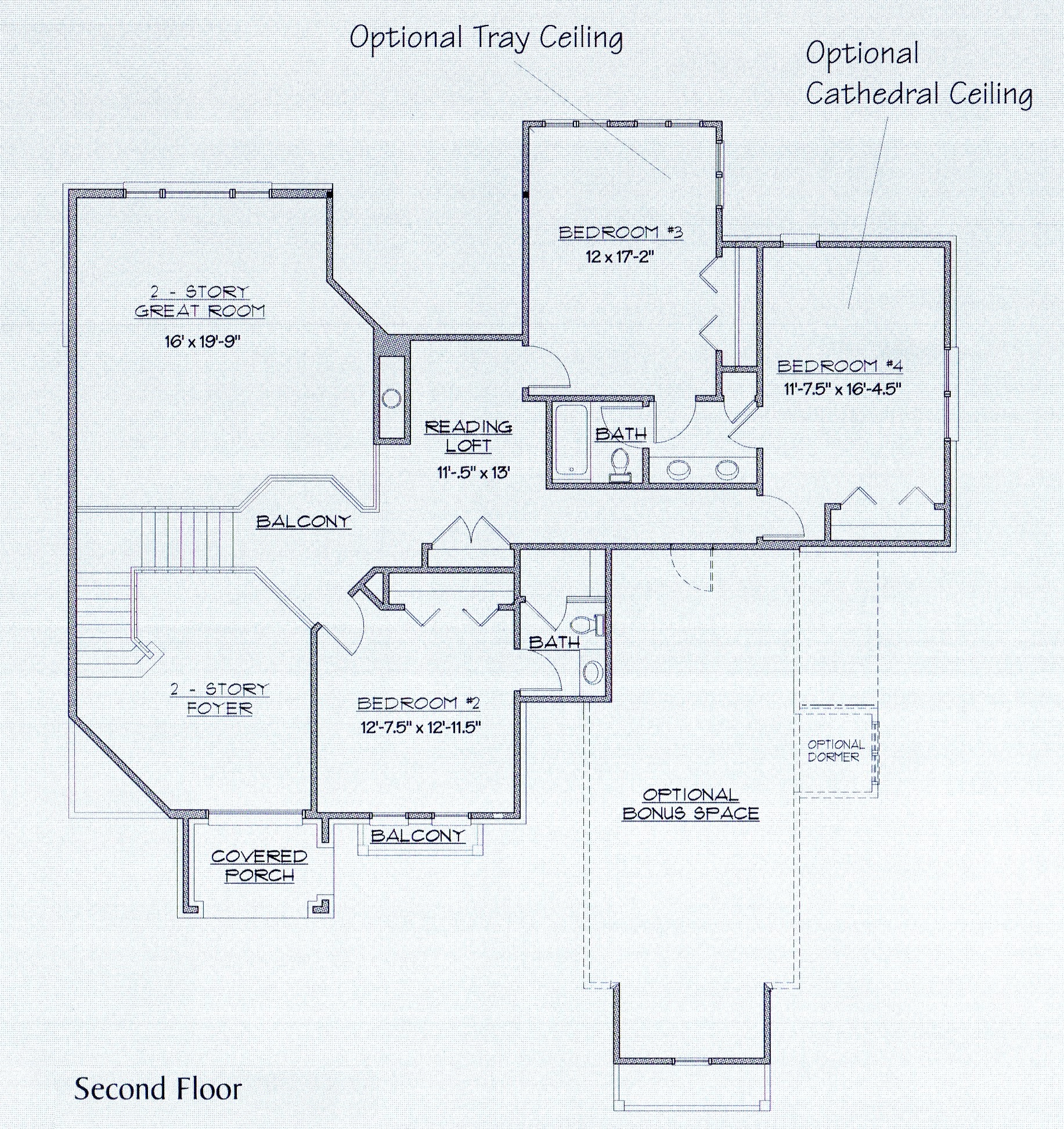 Catalpa Second Floor