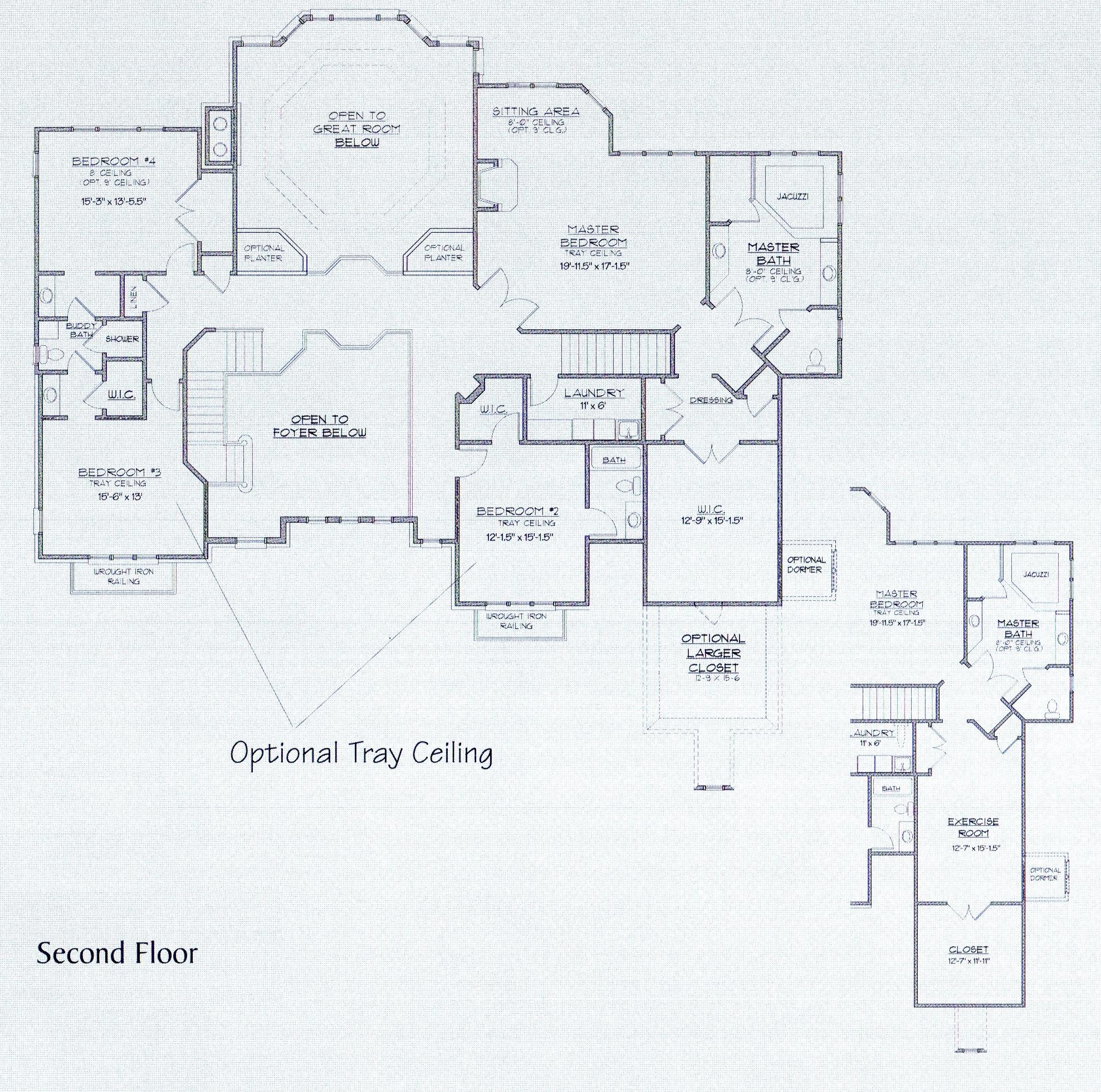 Larch Second Floor