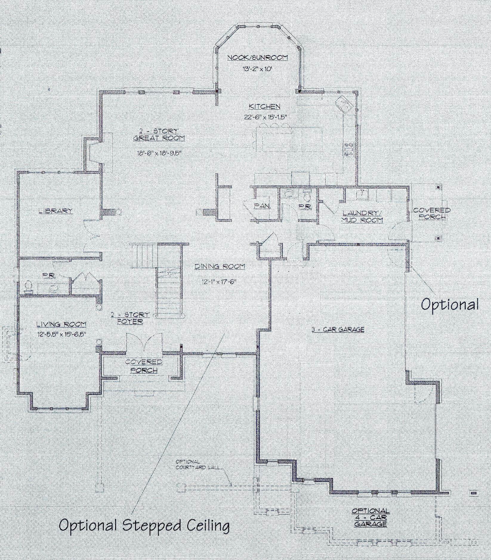 Persimmon First Floor